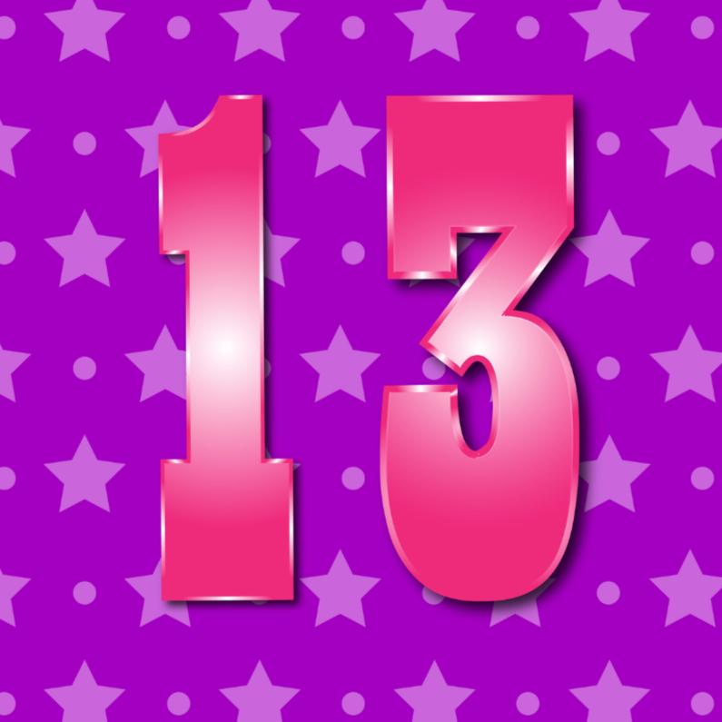 Verjaardagswensen Zoon 13 Jaar Archidev