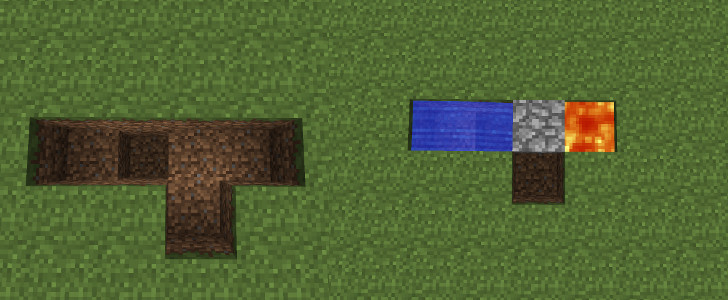 How To Build A Cobblestone Generator In Minecraft