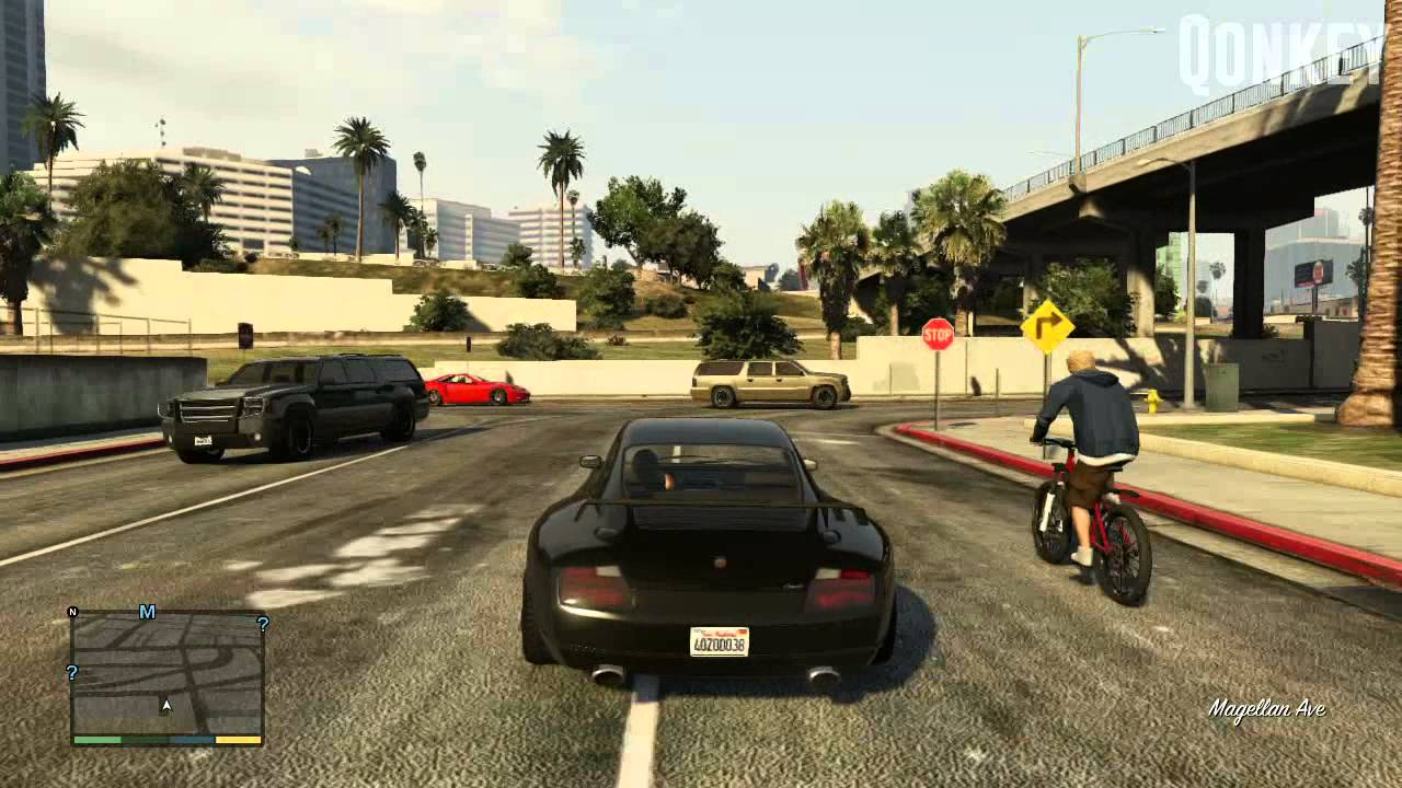 Gta 5 Xbox One Vehicle Locations Actual Rare Car Spawn Locations